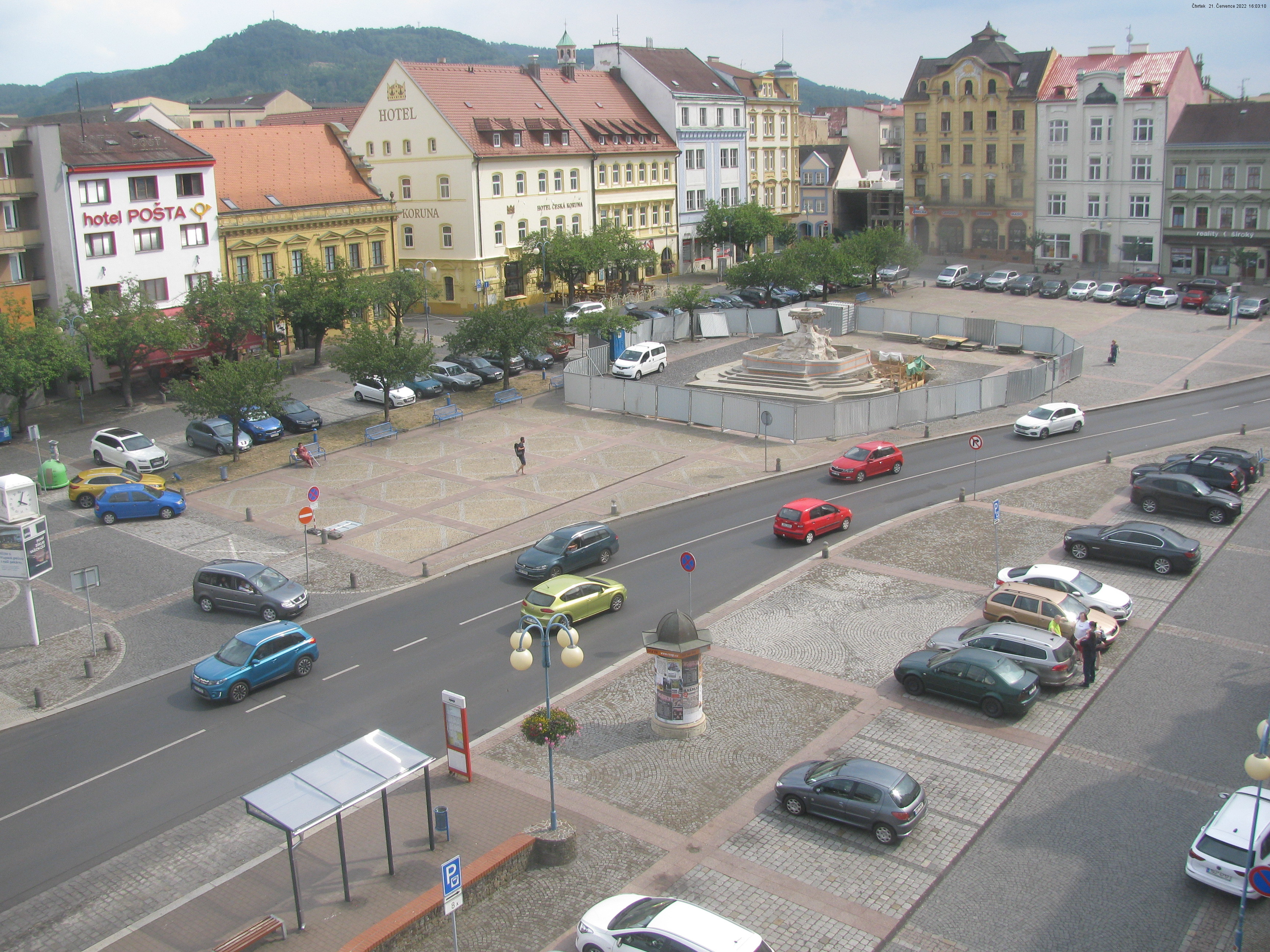 Webcam - Děčín